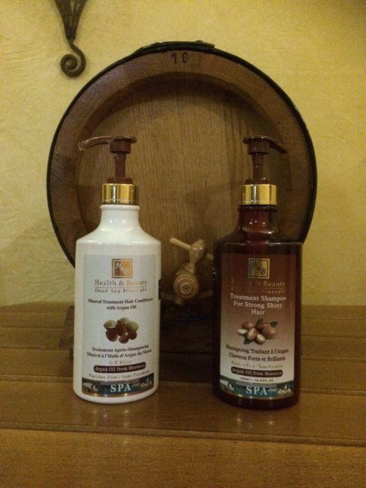 Haarpflege mit Arganöl