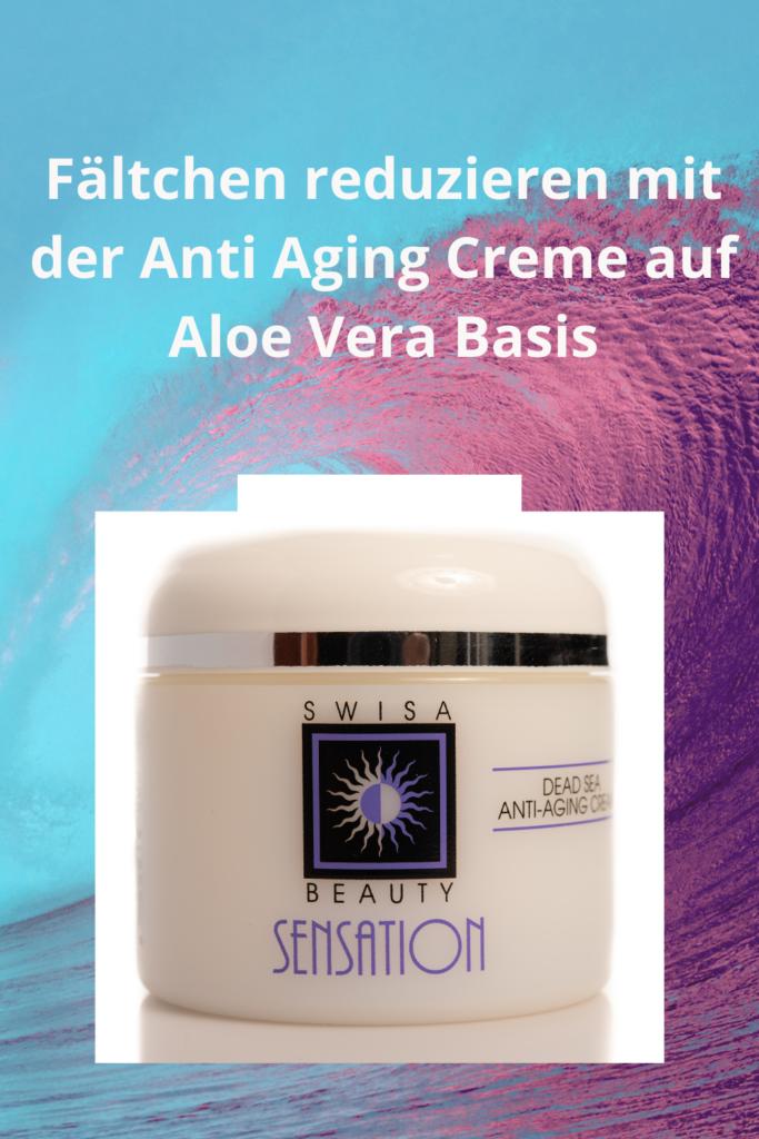 Anti Aging Creme auf Aloe Vera Basis